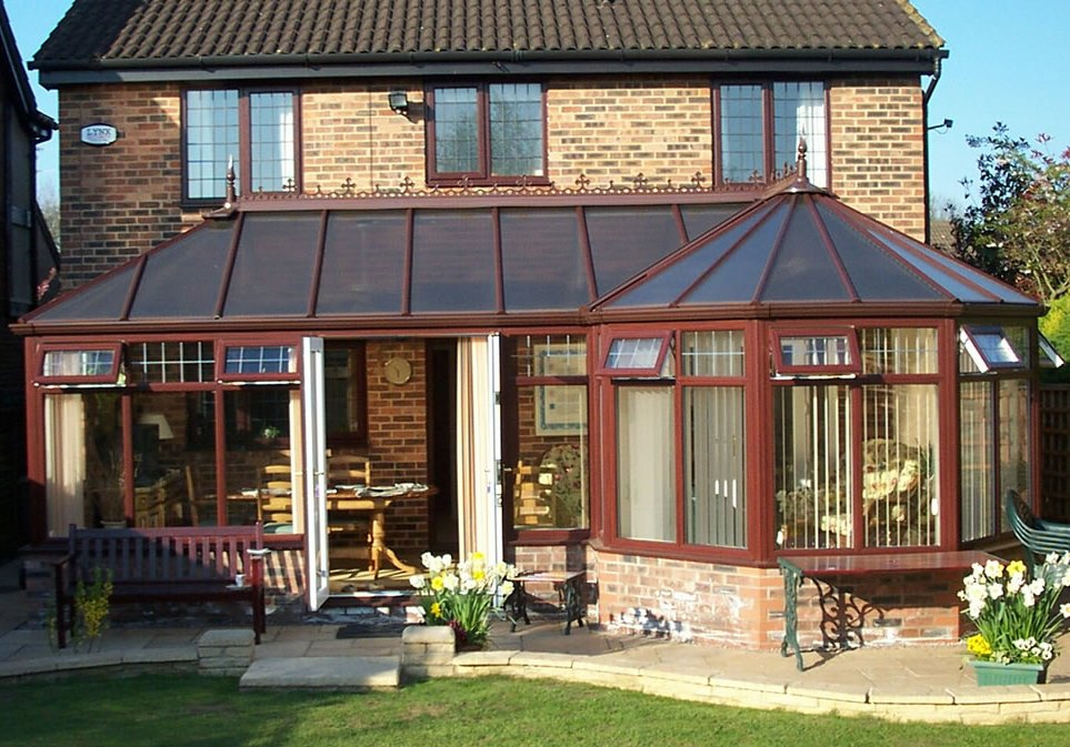 P Shaped Conservatories Milton Keynes
