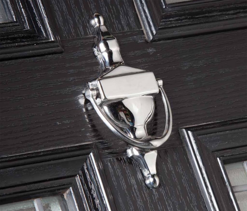 Composite Door Knock