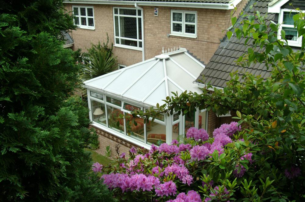 Double Glazing Edwardian Conservatory