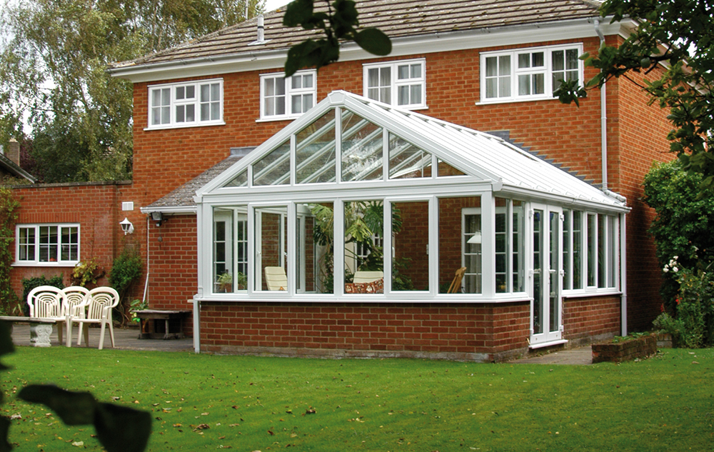 Gable Front Conservatory Services