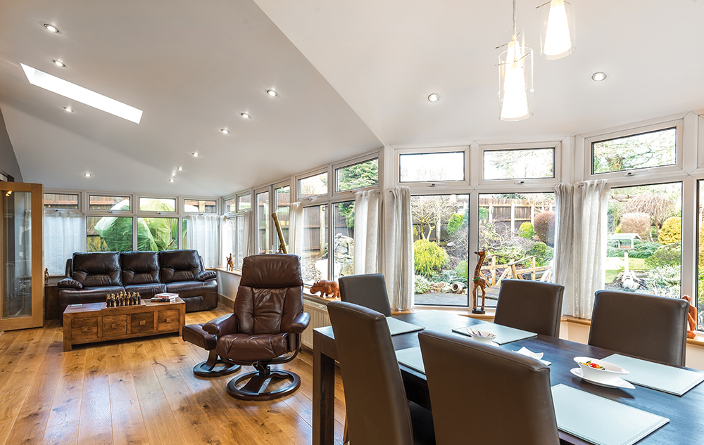 Tiled Roof Conservatories Buckinghamshire