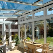 Lean To Conservatory Interior