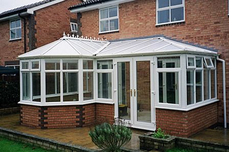 PShaped Conservatories Milton Keynes