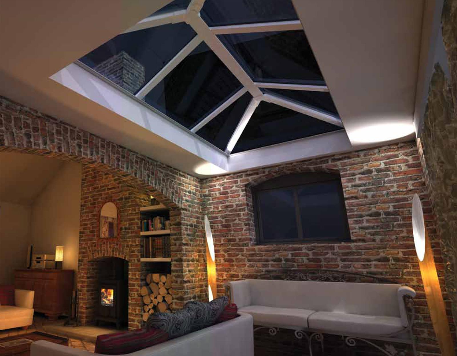 Skypod living room