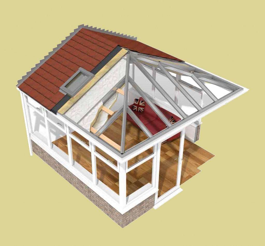Tiled Roof System